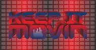Keep It Movin Logo - Entry #489