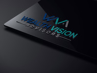 Wealth Vision Advisors Logo - Entry #170