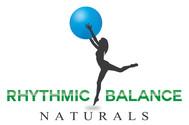 Rhythmic Balance Naturals Logo - Entry #64