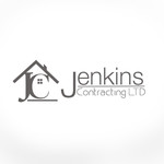 Jenkins Contracting LTD Logo - Entry #44