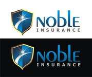 Noble Insurance  Logo - Entry #193