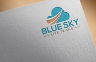 Blue Sky Life Plans Logo - Entry #199