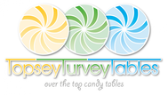 Topsey turvey tables Logo - Entry #20