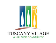 Tuscany Village Logo - Entry #153