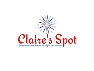 Claire's Spot Logo - Entry #64
