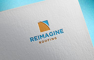Reimagine Roofing Logo - Entry #294