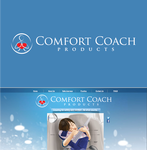 Comfort Coach Products Logo - Entry #38