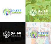 Mater Amoris Montessori School Logo - Entry #166