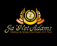 Ja'Net Adams  Logo - Entry #59