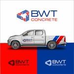 BWT Concrete Logo - Entry #271