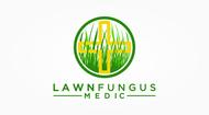 Lawn Fungus Medic Logo - Entry #51