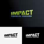 Impact Financial coaching Logo - Entry #172
