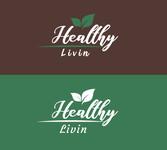 Healthy Livin Logo - Entry #238