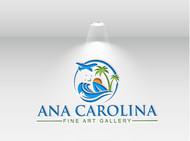 Ana Carolina Fine Art Gallery Logo - Entry #165