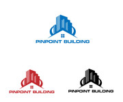 PINPOINT BUILDING Logo - Entry #136