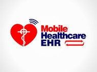 Mobile Healthcare EHR Logo - Entry #8