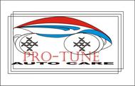 Pro-Tune Auto Care Logo - Entry #116