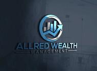 ALLRED WEALTH MANAGEMENT Logo - Entry #717