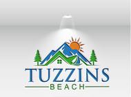Tuzzins Beach Logo - Entry #19