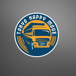Tokyo Happy Move Logo - Entry #26