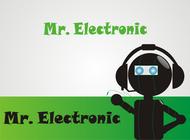 Mister Electronic Logo - Entry #47