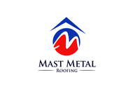 Mast Metal Roofing Logo - Entry #255