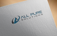 ALL PURE SOLUTIONS Logo - Entry #25