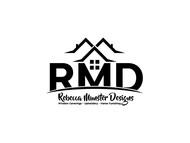 Rebecca Munster Designs (RMD) Logo - Entry #112