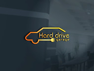 Hard drive garage Logo - Entry #325