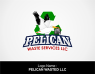 Pelican Waste Services LLC Logo - Entry #15
