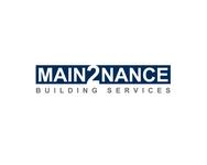 MAIN2NANCE BUILDING SERVICES Logo - Entry #17