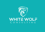 White Wolf Consulting (optional LLC) Logo - Entry #1