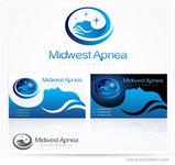 Midwest Apnea Solutions, LLC Logo - Entry #22