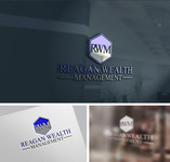 Reagan Wealth Management Logo - Entry #625