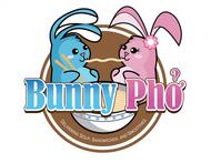 Bunny Pho Logo - Entry #58