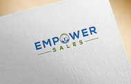 Empower Sales Logo - Entry #362
