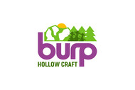 Burp Hollow Craft  Logo - Entry #290