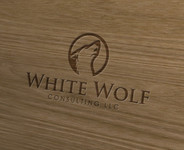 White Wolf Consulting (optional LLC) Logo - Entry #308