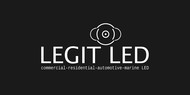 Legit LED or Legit Lighting Logo - Entry #82