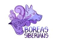 Siberian Husky Logo - Entry #18