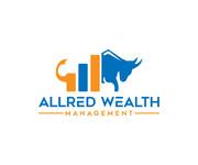 ALLRED WEALTH MANAGEMENT Logo - Entry #644