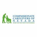 Compassionate Caregivers of Nevada Logo - Entry #78