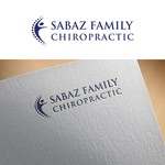 Sabaz Family Chiropractic or Sabaz Chiropractic Logo - Entry #173
