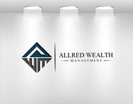 ALLRED WEALTH MANAGEMENT Logo - Entry #265