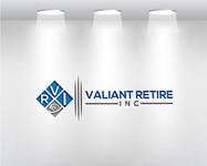 Valiant Retire Inc. Logo - Entry #166