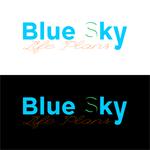 Blue Sky Life Plans Logo - Entry #84