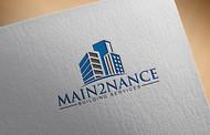 MAIN2NANCE BUILDING SERVICES Logo - Entry #79