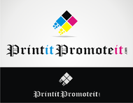 PrintItPromoteIt.com Logo - Entry #200