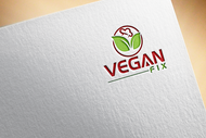 Vegan Fix Logo - Entry #234