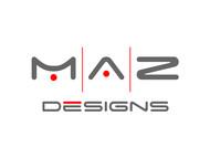 Maz Designs Logo - Entry #112